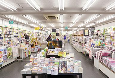 中野島店店内風景